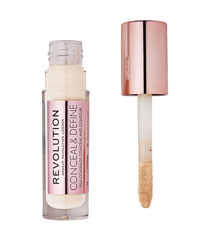 Makeup revolution conceal and define walmart