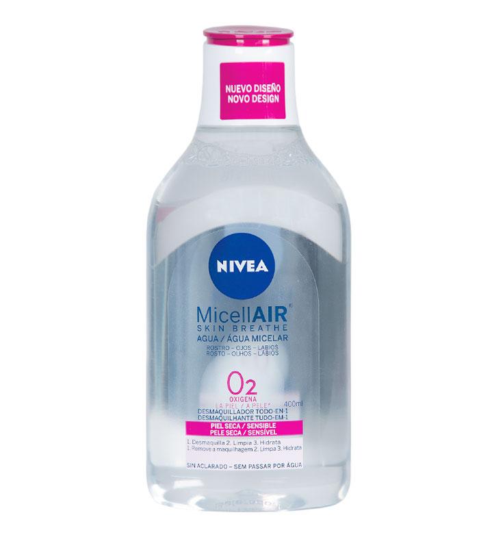 Comprar Nivea Agua Micelar Pele Seca Cuidado Pessoal