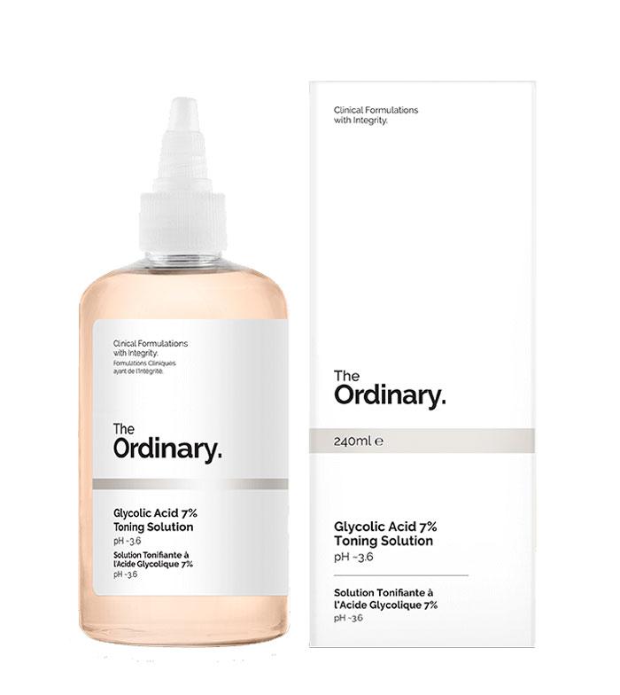 Acido Glicolico The Ordinary | Cosmético Feminino The