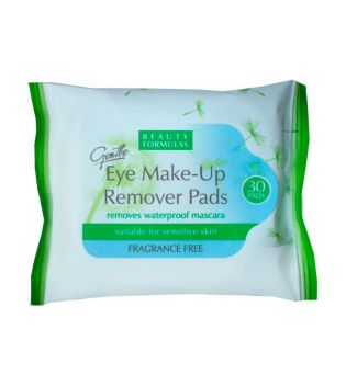 Beauty Formulas- Eye Make-up Remover Pads