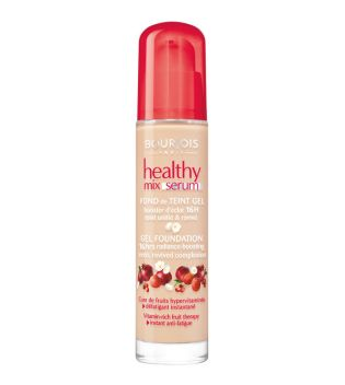 Bourjois - Base de maquilhagem em Gel Healthy Mix Serum - 52: Vanilla