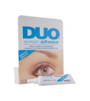 DUO - Artificial eyelash adhesive - Clear