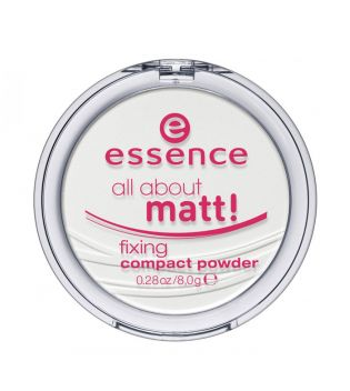 essence - All About Matt! fixing compact powder