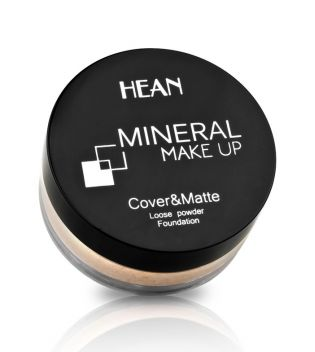 Hean - Pó solto Mineral Make up - 902: Beige