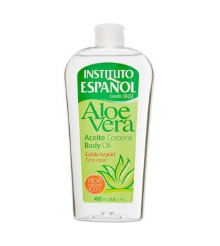 Instituto Español - Óleo Corporal Aloe Vera 400ml