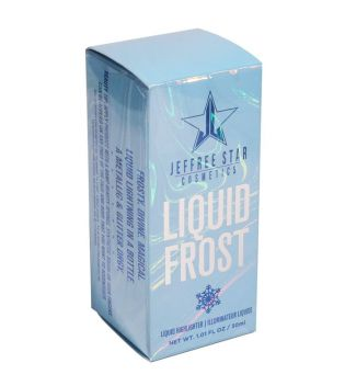 Jeffree Star Cosmetics - *Blue Blood Collection* - Liquid Frost Highlighter - Blue Balls