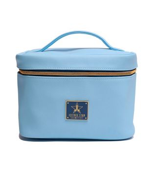 Jeffree Star Cosmetics - *Blue Blood Collection* - Bolsa de Viagem Light Blue