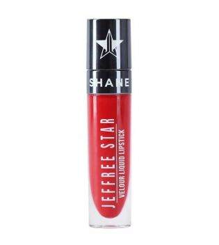 Jeffree Star Cosmetics - *Shane X Jeffree Conspiracy Collection* - Batom líquido Velour - Are You Filming?