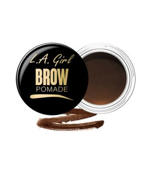 L.A. Girl - Pomada para sobrancelhas - GBP364: Warm Brown