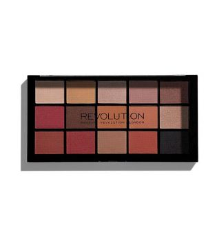 Revolution - Paleta de sombras de olhos Re-loaded - Iconic Vitality