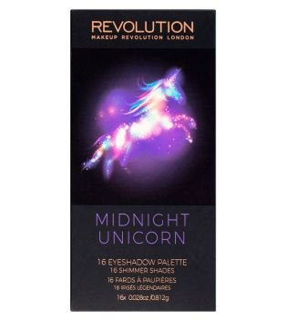 Makeup Revolution - Midnight Unicorn Palette