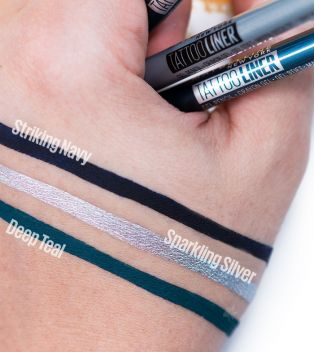 Maybelline - Delineador Tattoo Liner - 921: Deep Teal