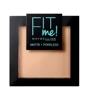 Maybelline - Pó matificante Fit me - 120: Classic Ivory