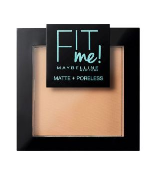 Maybelline - Pó matificante Fit me - 220: Natural Beige