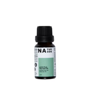 Naturcos - Óleo de tea tree puro 15ml