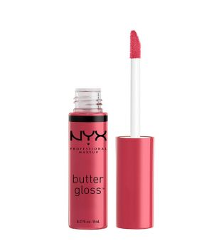 Nyx Professional Makeup - Butter Gloss - BLG32: Strawberry Cheesecake