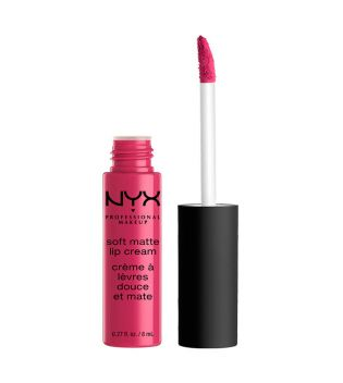 Nyx Professional Makeup - Soft Matte Liquid Lipstick - SMLC18: Prague