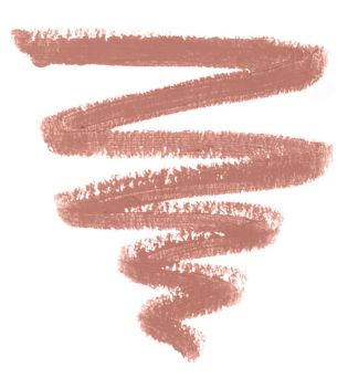 Nyx Professional Makeup - Lip pencil - MPL09: Ruby - Slide On - C: Nude Suede Shoes