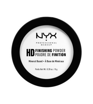 Nyx Professional Makeup - High Definition Finish Powder - HDFP01: Translucent