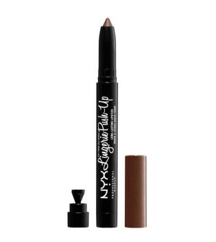 Nyx Professional Makeup - Batom Lingerie Push-Up - LIPLIPLS23: After Hours