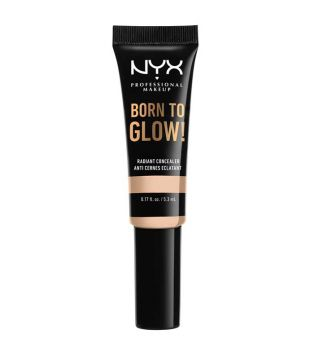 Nyx Professional Makeup - Corretivo Born To Glow - Light Ivory