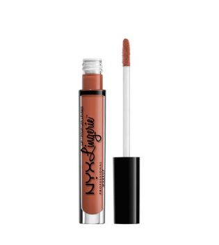 Nyx Professional Makeup - batom líquido Lingerie - LIPLI17: Seduction