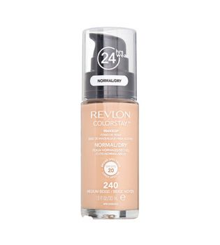 Revlon - base líquida para pele Normal/seca ColorStay SPF20- 240: Medium Beige