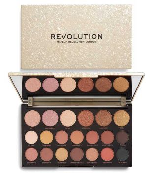 Revolution - *Jewel Collection* - Sombra Palette - Gilded