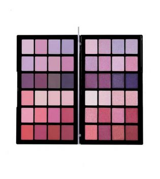 Revolution - Paleta de sombras Colour Book - CB04