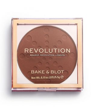 Revolution - Pós compactos Bake & Blot - Deep Dark
