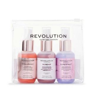 Revolution Skincare - Mini conjunto de spray facial Hello Hydration