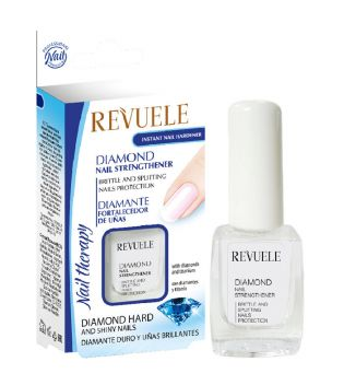 Revuele - Reforço do tratamento das unhas Nail Therapy Diamond