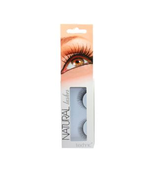 Technic Cosmetics - Pestanas postiças Natural Lashes - BC31