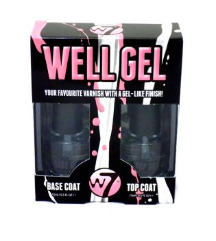 W7 - Kit do prego Well Gel