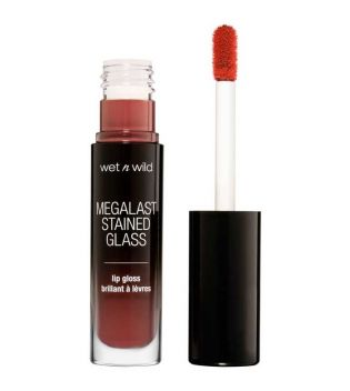 Wet N Wild - Brilho labial Megalast Stained Glass - Handle With Care